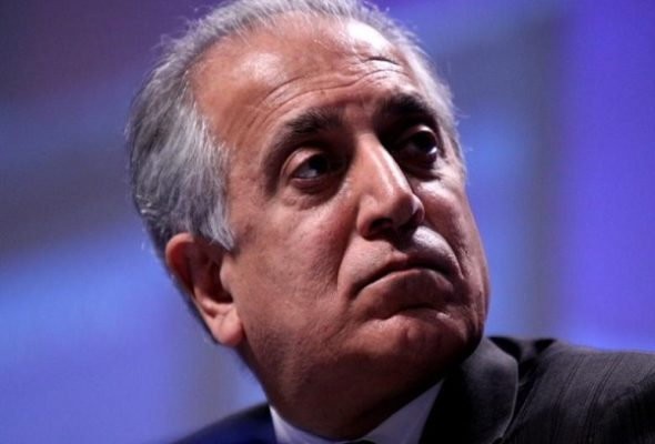 Khalilzad and Reconciliation