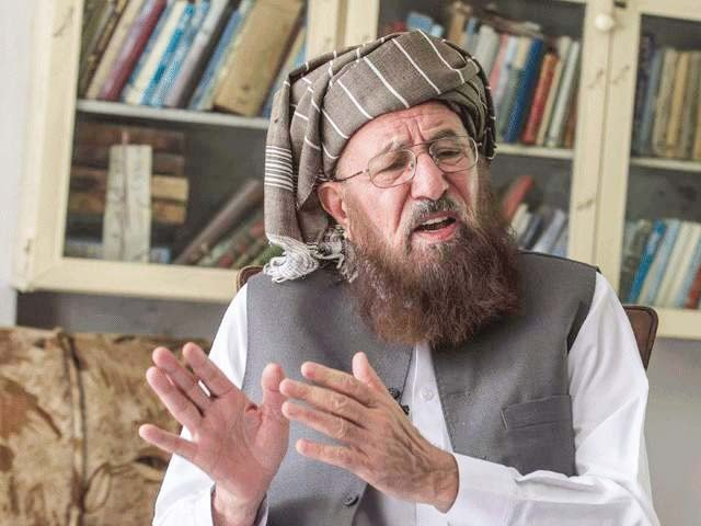 Let's look for Possible End to NATO Mission in Afghanistan: Maulana Sami of Pak