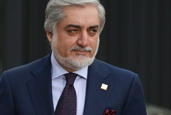 First VP & HPC Chief show support for Abdullah Abdullah's candidature in Presidential run