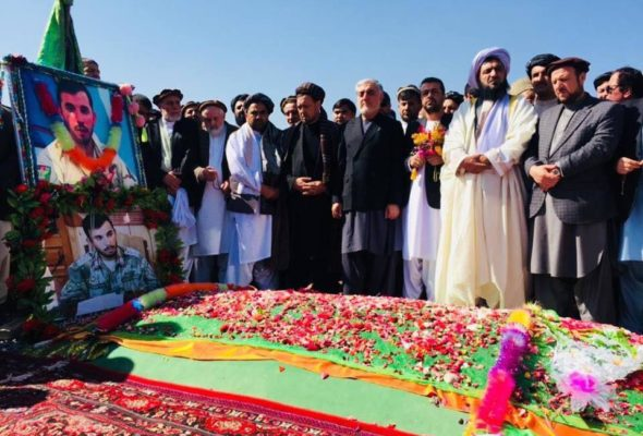 As Chief Executive, Deputy Chief Executive and Other Eminent Politicians and Leaders Visit Kandahar, Unity Amongst Afghans Manifests