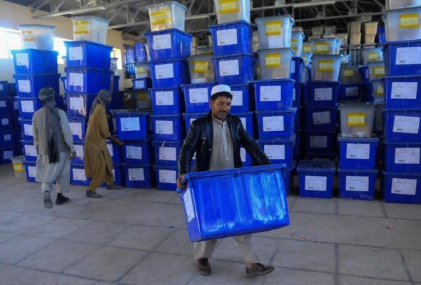 Commission will Stick to Mechanism for Vote Count, Will Treat Ballots Cast Sans Biometrics with Special Care: IEC Chief