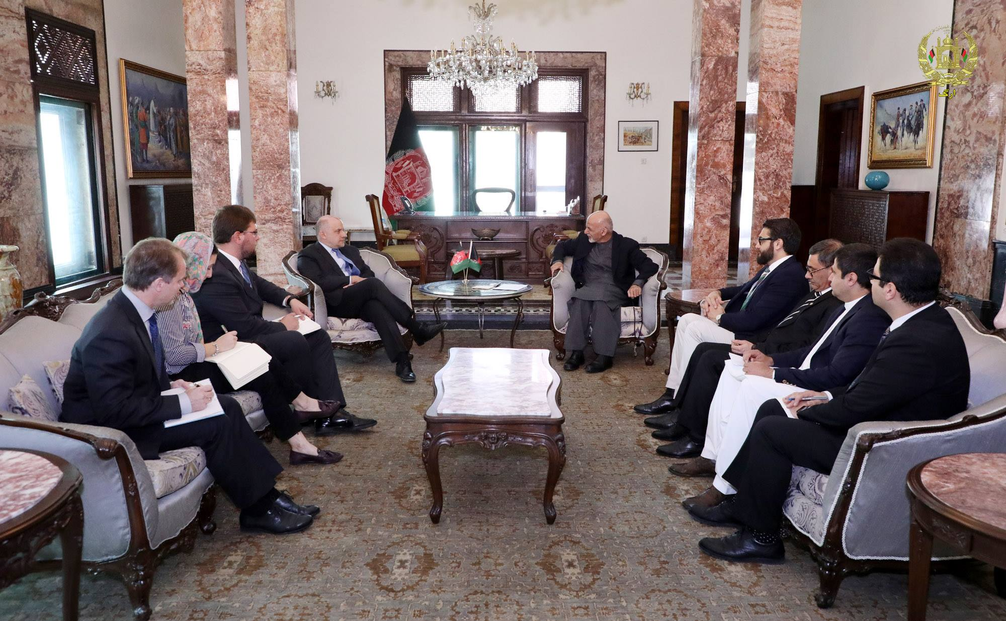 Estonia Partners with Afghanistan for Cyber Security - Reporterly