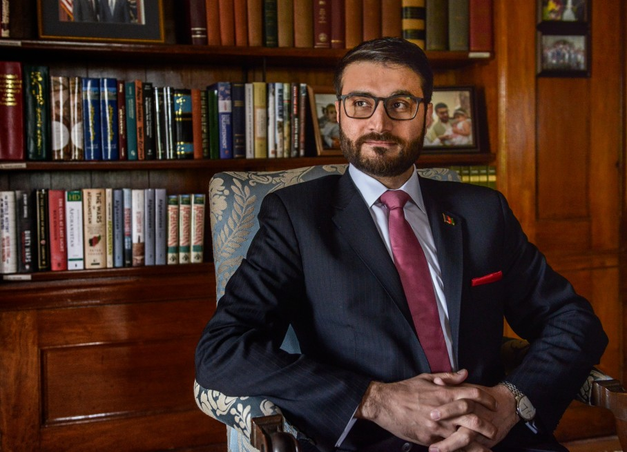 From Parliamentary Elections to Afghanistan's Reconciliation Process: 7 Key Points from NSA Mohib's Talks with BBC Hardtalk