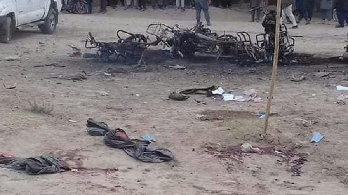 Takhar Blast That Targeted Election Rally Sees Dozens of Casualties