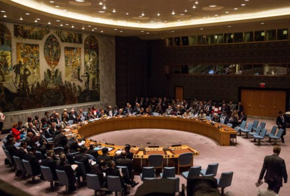UNSC Commends Parliamentary Elections and Voter Turnout