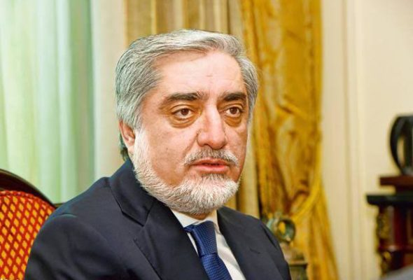 CE Abdullah: Setup of Interim Government Not in Interest of Afghans