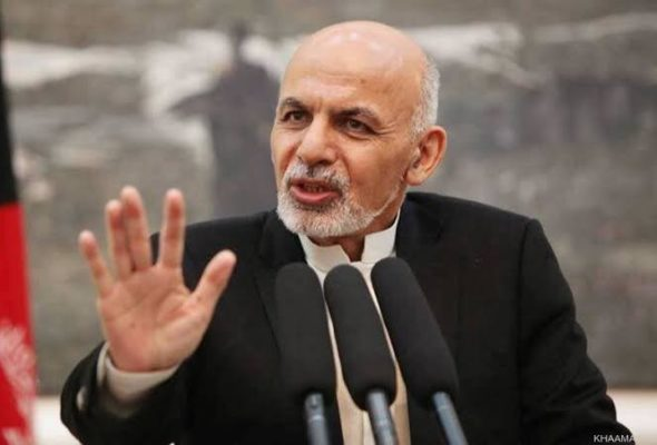 People Will Decide Country's Future, Our Unity is not in Danger: President Ghani