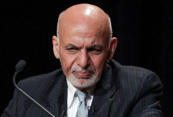 President Ghani Calls for International Help for Presidential Election