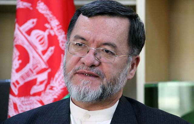 Vice President Danish Asks Uruzgan Residents to Remain Strong and Defend their Honour Amidst Taliban Violence