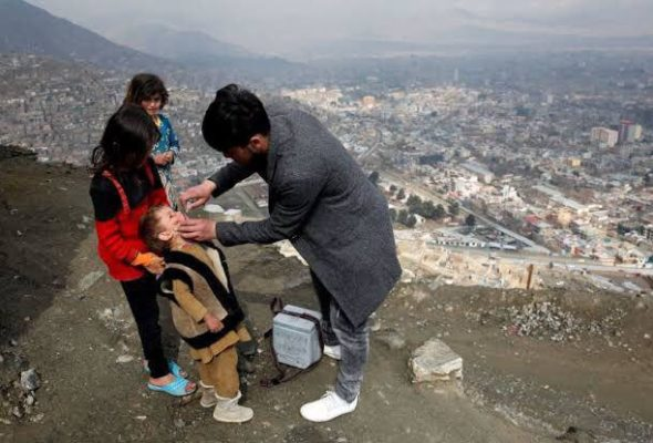The Polio Crisis in Afghanistan
