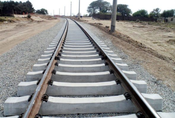 Turkmenistan Set to Build 10km Additional Railway Line In Afghanistan