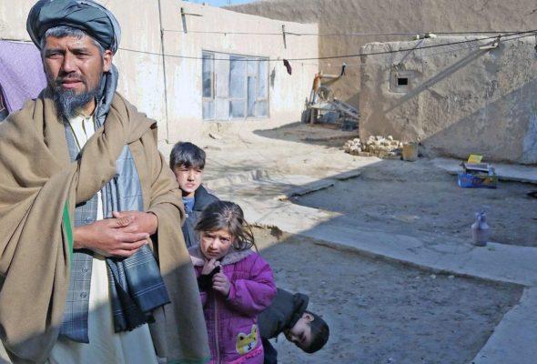 6.3 Million Afghans in Need of Humanitarian Help: UN OCHA Report