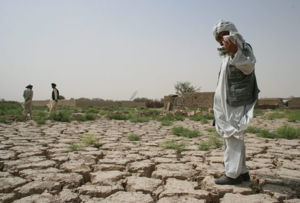 UN Report: Climatic Shocks Displaced Scores of Afghans, Total Displaced Most in 2018