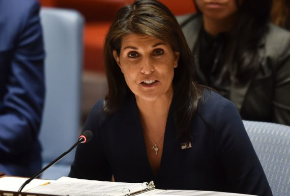 Pakistan Continue to Harbour Terrorists that Kill Our Soldiers: Nikki Haley