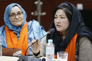 UN Calls for Women-Inclusive Peace Process in Afghanistan