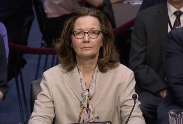 Important to Maintain Pressure on Terrorist Groups in Afghanistan, Monitoring Regime Critical Nevertheless: CIA Director Haspel