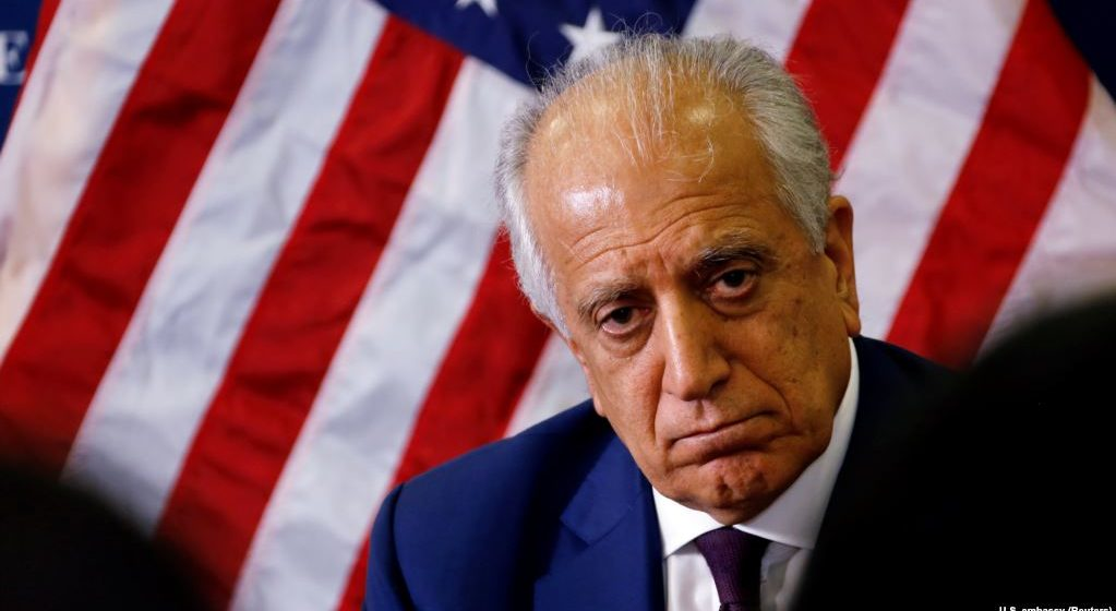 Afghans Must Seize the Opportunity to Put Differences Aside, the Key to their Problems is in Their Hands Now: Khalilzad as he Pushes for Intra-Afghan Talks