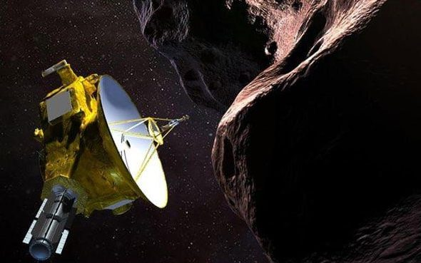 NASA's New Horizons Flies By the Furthest Object to be Explored by Humans