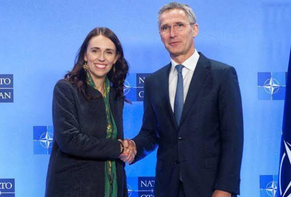 Purpose of NATO's presence in Afghanistan is to prevent it from becoming terrorist safe havens: NATO Chief Stoltenberg
