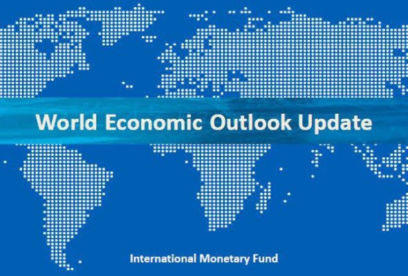 World Economic Outlook Projects Afghanistan's Growth Rate at 2.4% for 2019, 3% for 2020