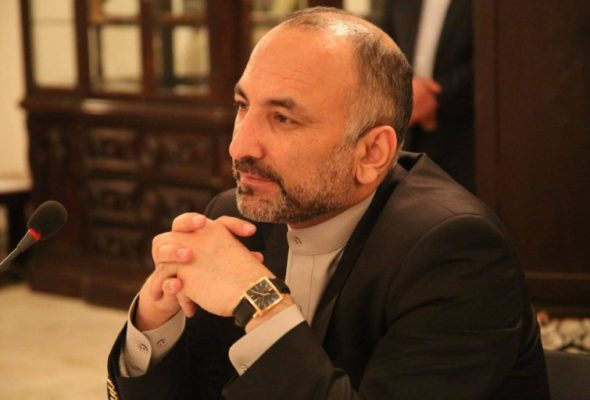 Postponement of Presidential Elections a Constitutional Violation: Mohammad Hanif Atmar