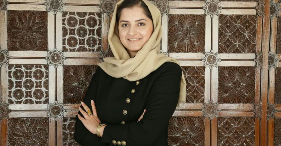 Afghanistan's Inspiring Women: Marjan Matin, Making Big Changes & Leading the Cause of Quality Education