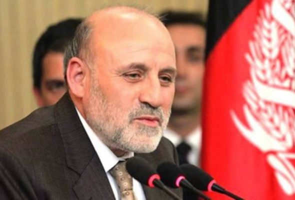 Interim-Government Not a Theme of Consultative Loya Jirga/ Agreement Terms with Taliban to Be Identified After the Jigra: Daudzai