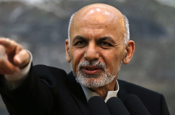 Plan for Interim Government Made Outside Afghanistan Hence not Applicable Here, Says President Ghani