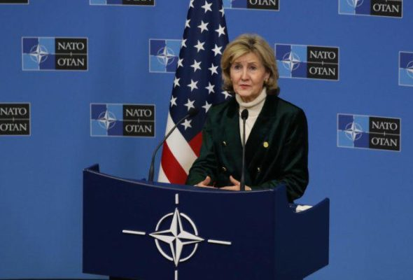 Must Get Everyone to the Same Negotiating Table Before We Proceed to Peace Talks: US Representative to NATO