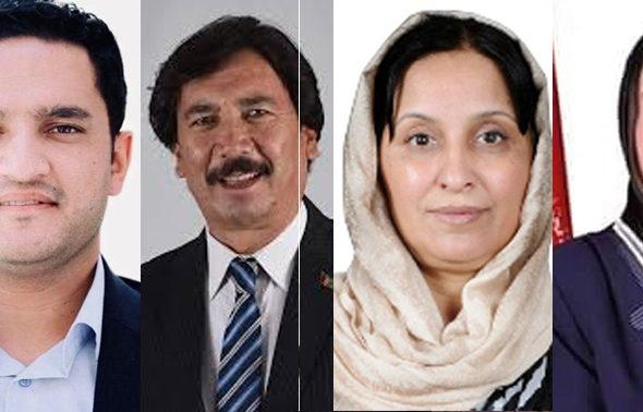 News Faces of the Afghan House of Representatives (2): 6 representatives from Daikundi, Kapisa and Zabul