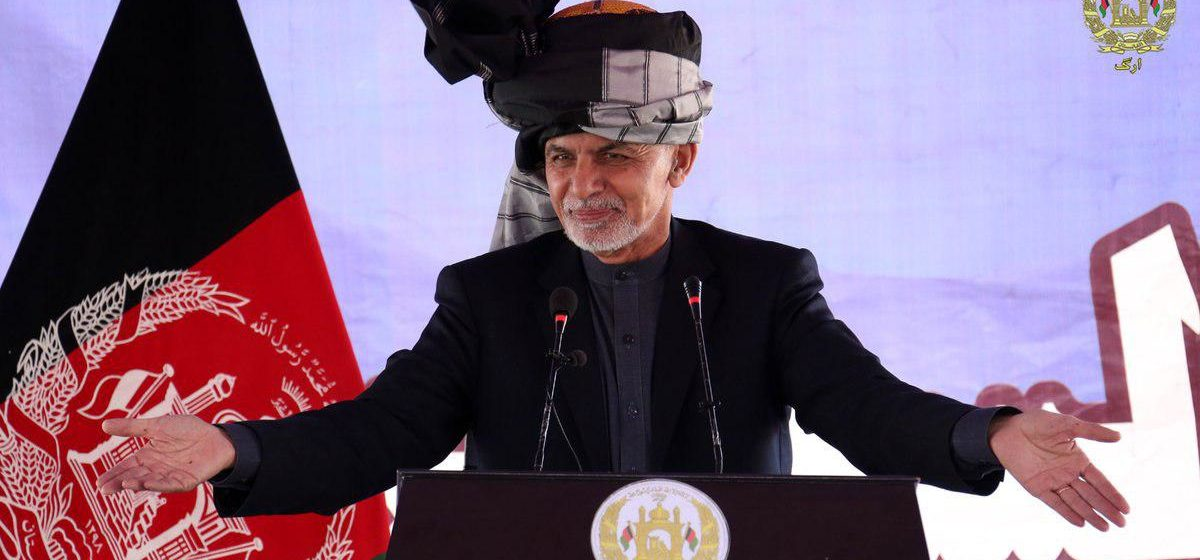 """As Ramadan Begins, Ghani Says """"We Welcome Every Step that Leads to  Peace"""""""