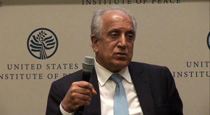 For Khalilzad and US Administration, the Sooner Peace Initiates in Afghanistan the Better