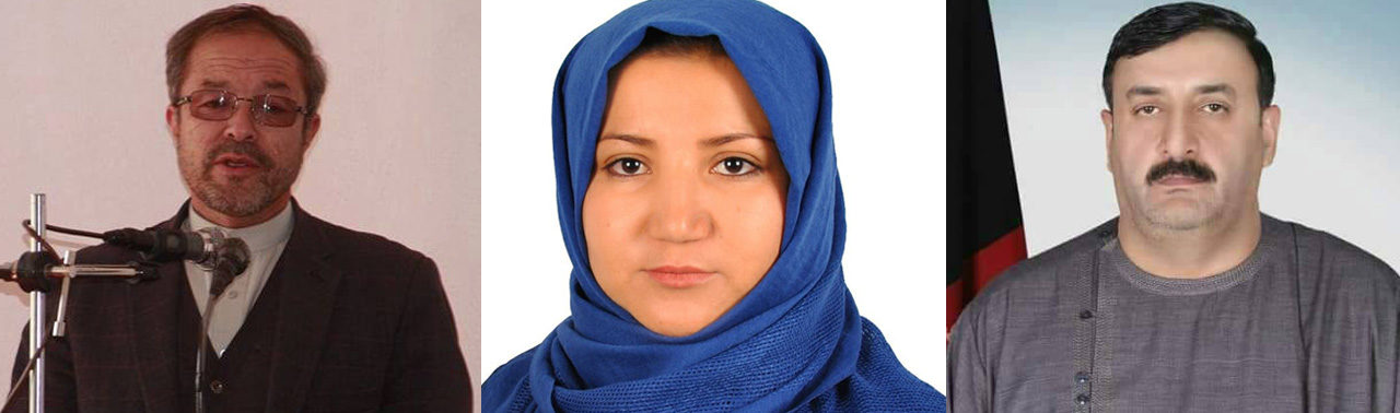 Elected Lawmakers of the Afghan House of Representatives (3): Three Representatives from Bamyan and Farah provinces