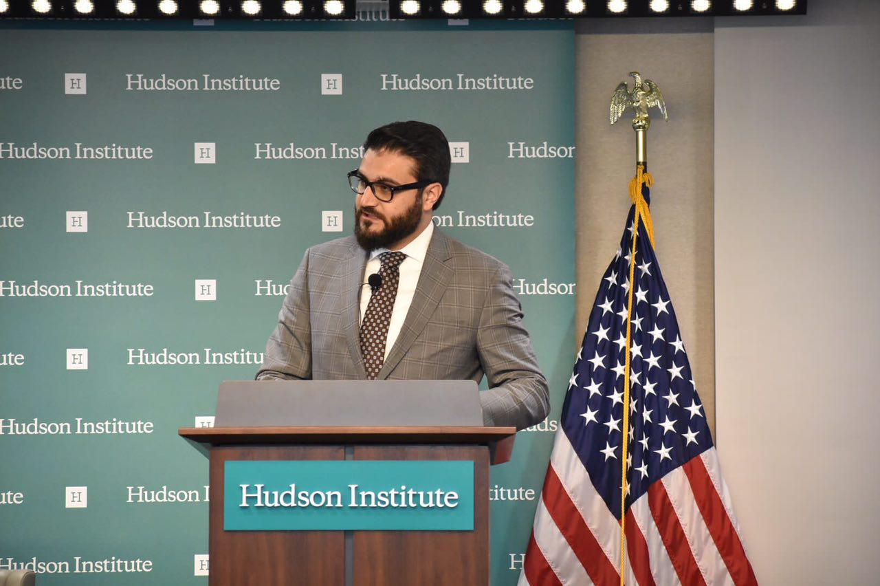 NSA Mohib at DC: Afghan People Deserve an End to War