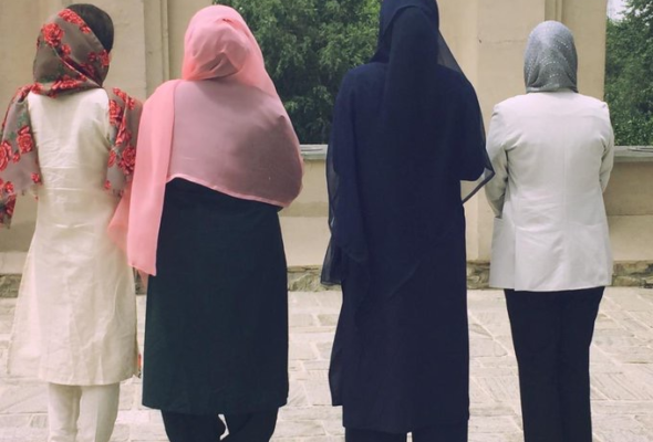Her Afghanistan through the Eyes of Mariam Wardak