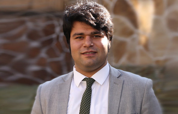 Emerging Faces of Afghanistan: Zalmay Akbar from Refugee Schools to World Human Resources Congress