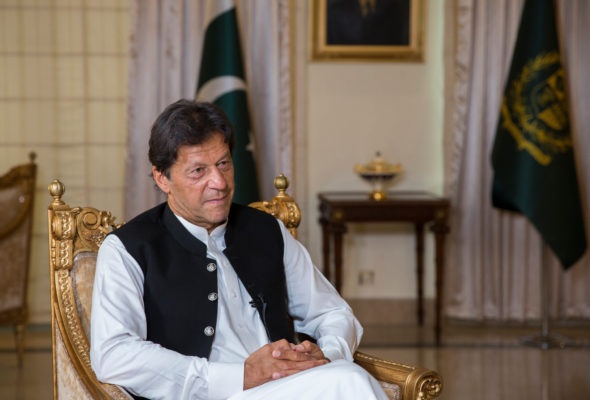 Pak PM Khan: Will Not Allow Armed Militias Created by Our Army to Operate Anymore