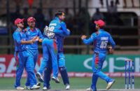 Afghanistan Squad for ICC World Cup Announced