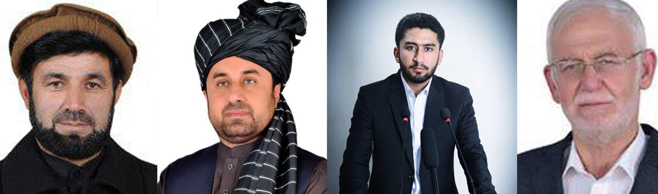 Elected Lawmakers of Afghan House of Representatives (13): The Journey of 4 Representatives from Farah, Kapisa, Paktika and Parwan Provinces