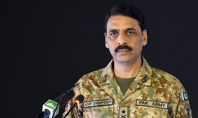 "Pak DG ISPR Says PTM's ""Time is Up"""