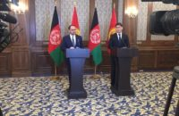 FM Rabbani Appreciates Kyrgyzstan's Role in Afghan Development Ahead of SCO Contact Group Meet