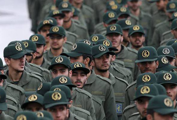 Trump Administration May Designate Iran's Revolutionary Guards as Terrorist Organisation