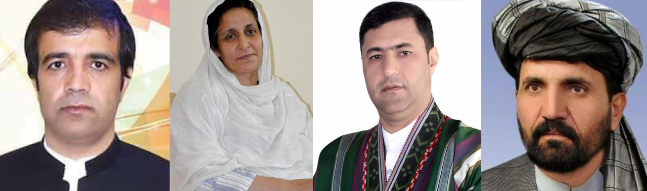 Elected Lawmakers of Afghan House of Representatives (11): Journey of 4 Representatives from Khost and Bamyan Provinces