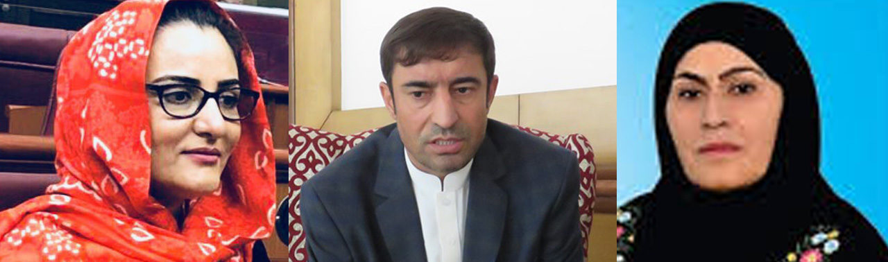 Elected Lawmakers of Afghan House of Representatives (6): The Journey of 3 Representatives from Badakhshan and Laghman Provinces