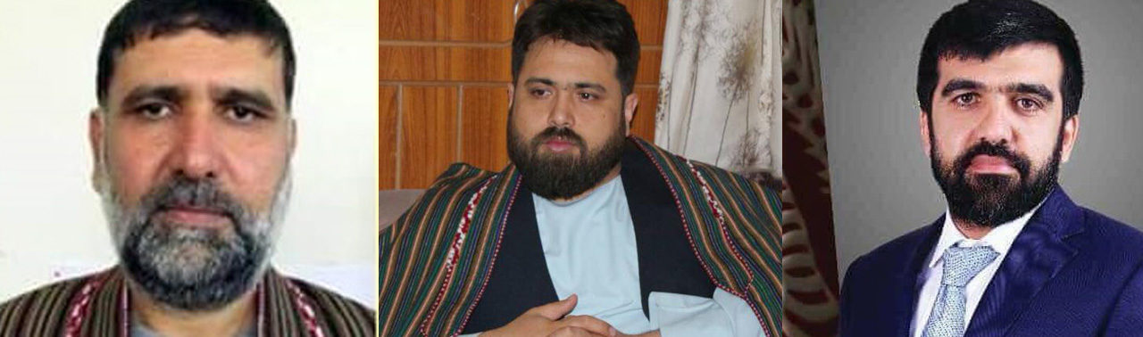 Elected Lawmakers of Afghan House of Representatives (17): The Path of 3 Representatives from Balkh and Badghis Provinces