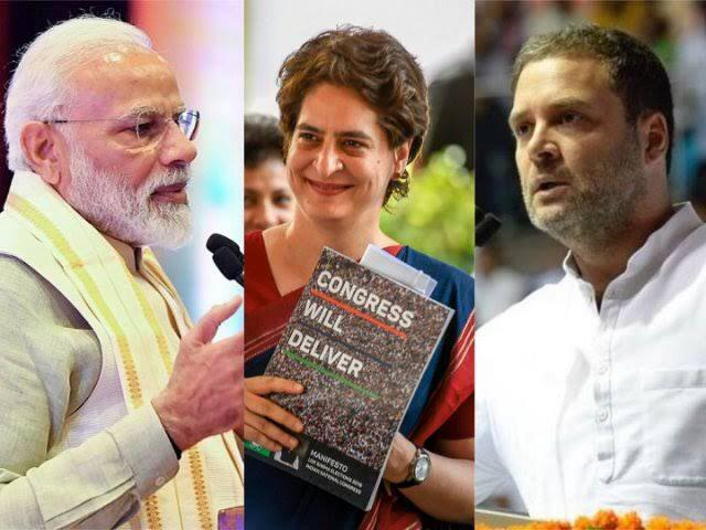 The Race to Winning the Hearts of a Billion Plus Population: Indian General Elections 2019