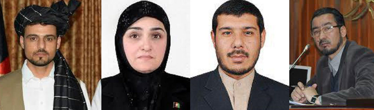 Elected Faces of Afghan House of Representatives (29): Path of Five Lawmakers from Kunduz, Baghlan and Kandahar Provinces