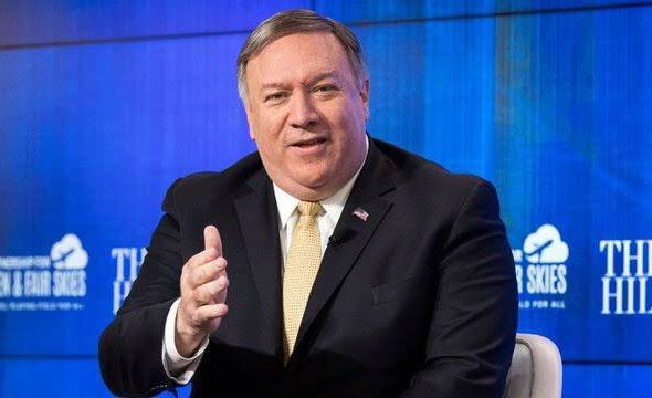 Need Broad Coalition of Non-Taliban Afghans to Come Together for Peace: Pompeo