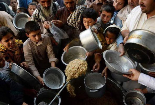 2 Million Children Acutely Malnourished In Afghanistan: UNICEF