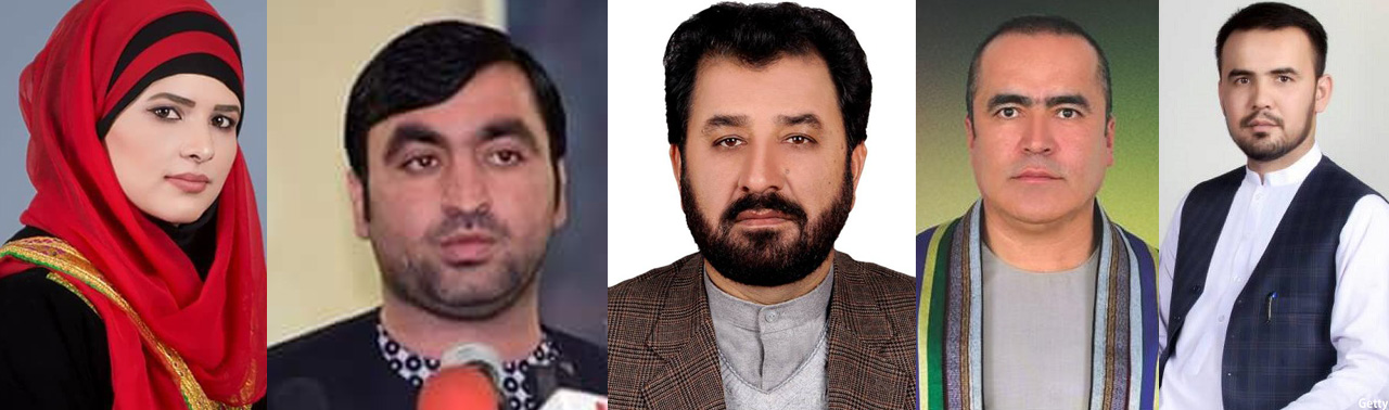 Elected Faces of Afghan House of Representatives (30): Journey of Eight Lawmakers from Seven Provinces